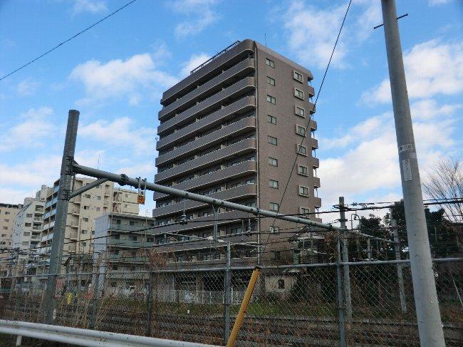 新田第11ビル外観写真