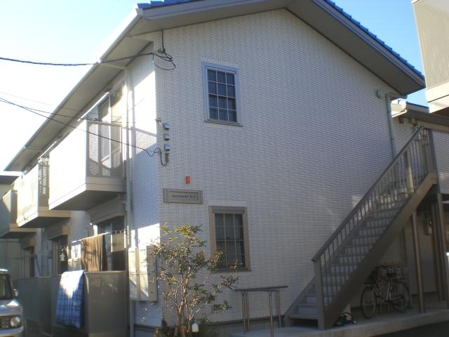 アパートメントKーⅢ外観写真