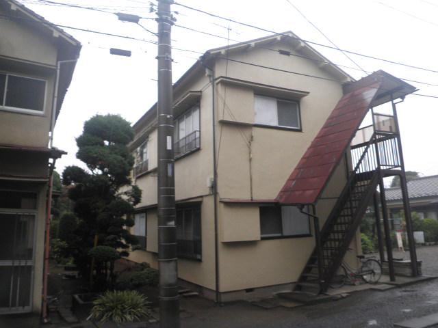吉野荘B外観写真
