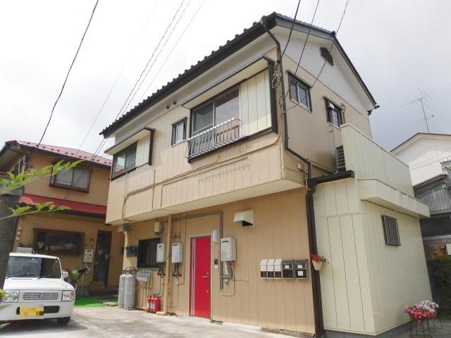 片山アパート外観写真