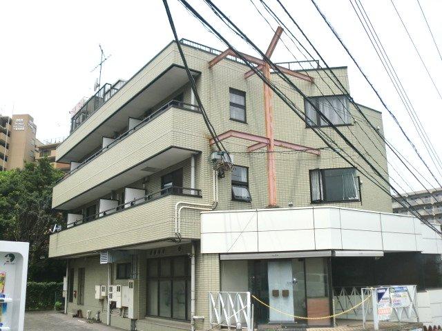 フィールドハウス千葉寺参番館外観写真