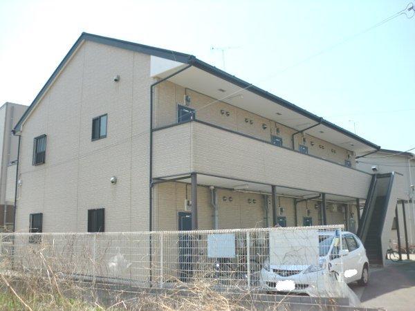 小川コーポ7号館外観写真