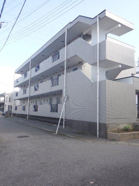 武川マンション外観写真