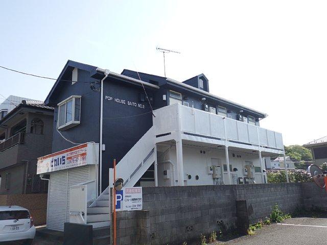 ポップハウス齋藤2外観写真