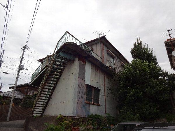 鶴岡荘外観写真