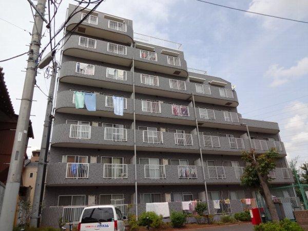 レジデンス塚田外観写真