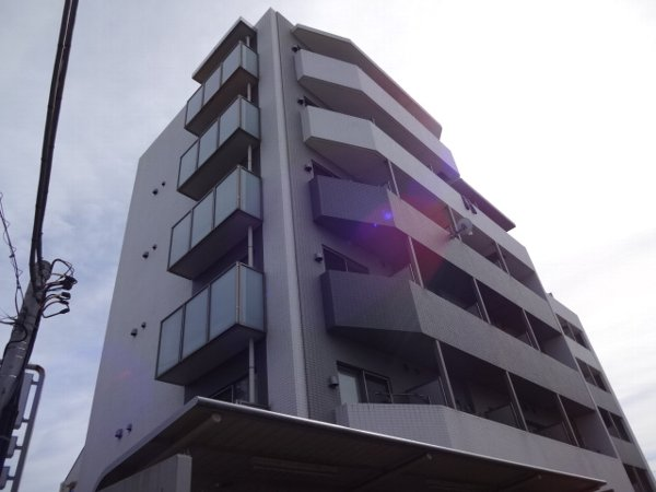ライジングプレイス船橋宮本外観写真