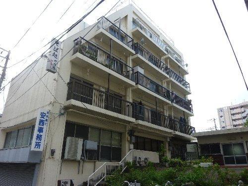 昭和コーポB棟外観写真