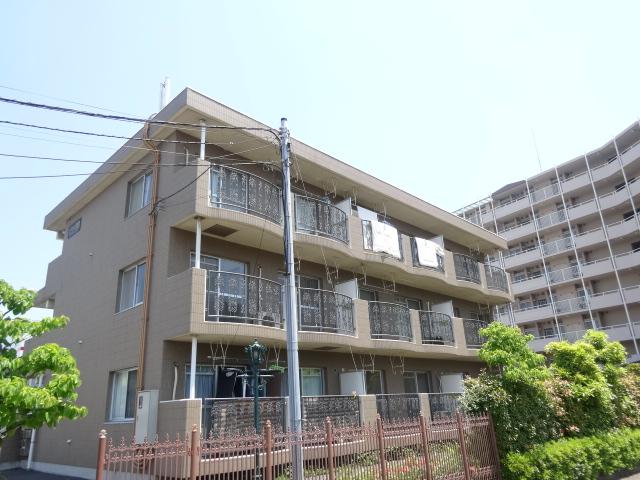 金子マンション5番館外観写真