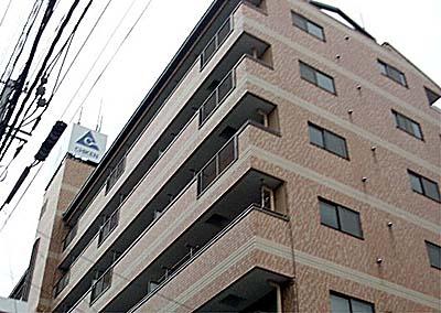 飯田ビル外観写真