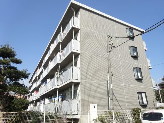 第3森田マンション外観写真