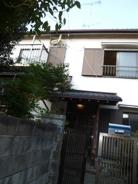 船橋本町戸建て外観写真