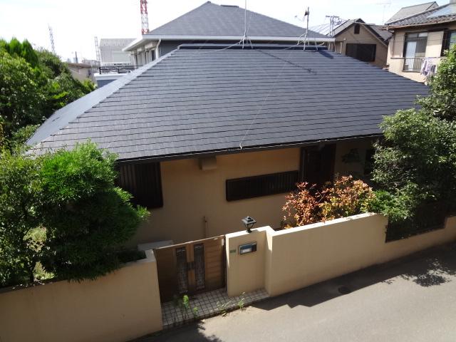 芦田邸貸家外観写真