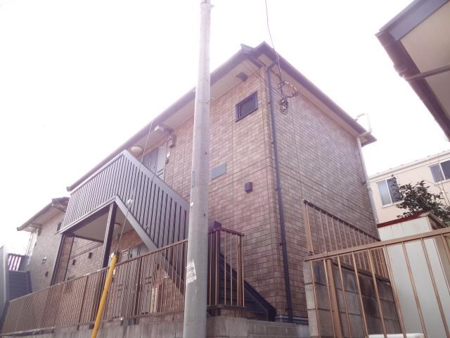 ボヌールコートA棟外観写真