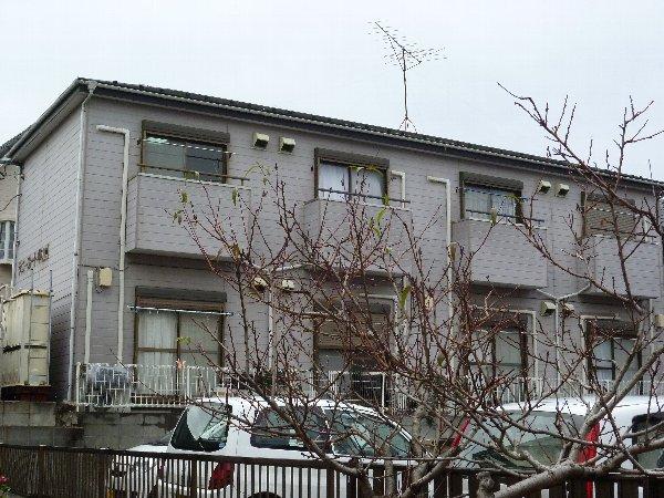 サニーコート中山Ⅱ外観写真