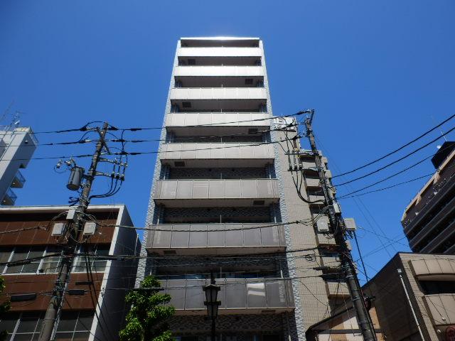 M永岡マンション外観写真