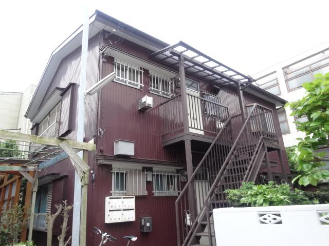関谷アパート外観写真