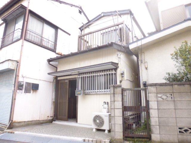 南本町田中邸外観写真