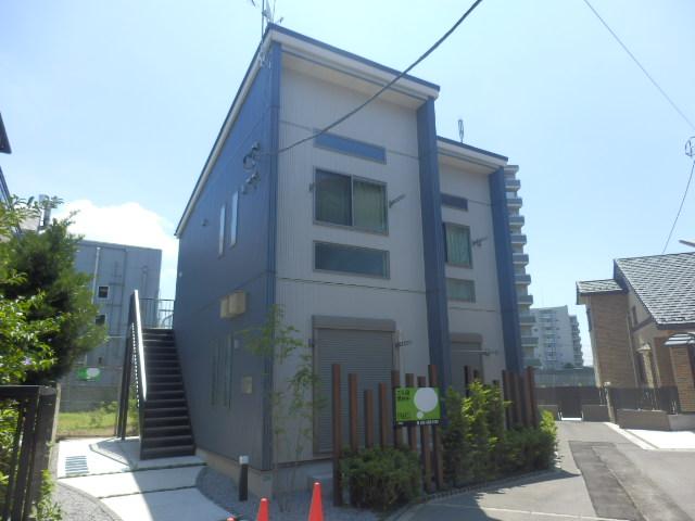 コアプラス船橋行田外観写真