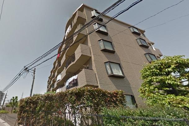 ブランシェ塚田 313号室の外観