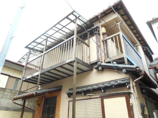 三咲5丁目戸建て外観写真