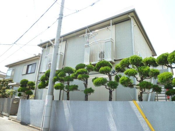 シティハイムヤマザキ外観写真