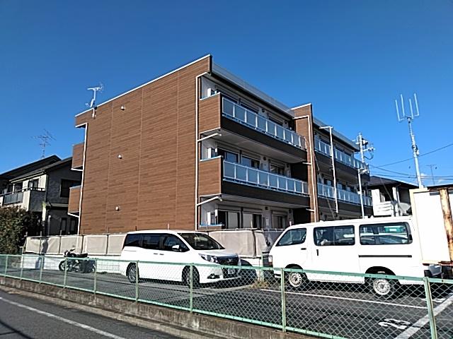 リブリ・船橋宮本外観写真