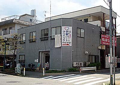 福山アパート外観写真