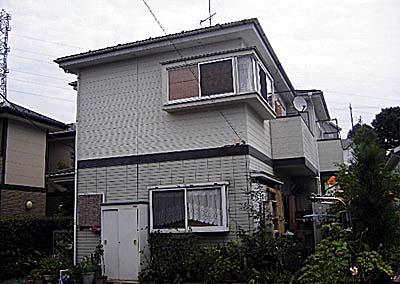 金井テラスハウス外観写真