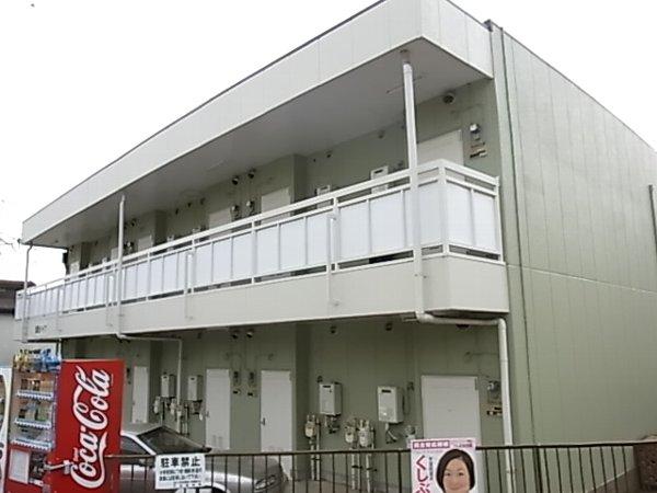 松風台ハイツ(ショウハイダイ)外観写真