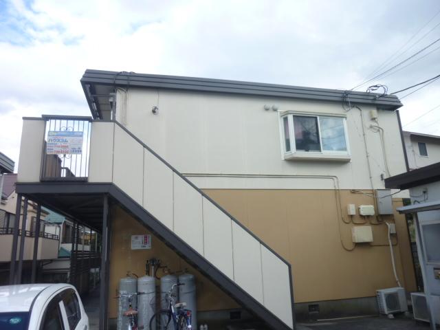町田ビューハイツC外観写真
