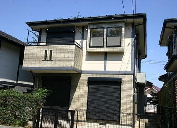 大蔵町一戸建住宅外観写真
