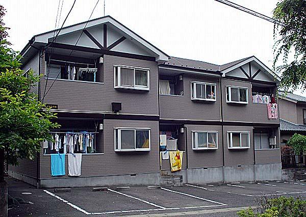 ハイネス竹桜外観写真