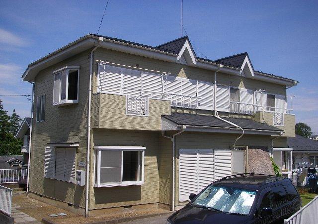 金井町テラスハウス外観写真