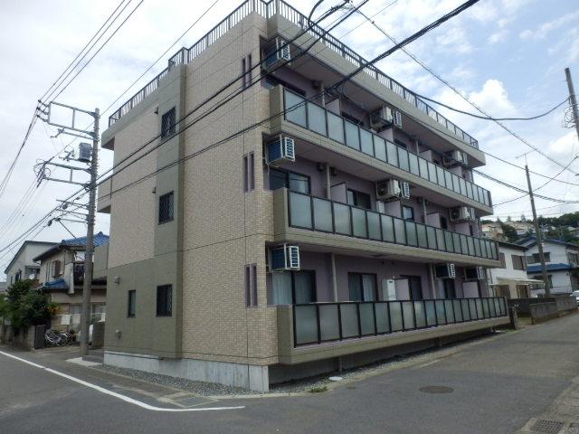 NSマンション3外観写真