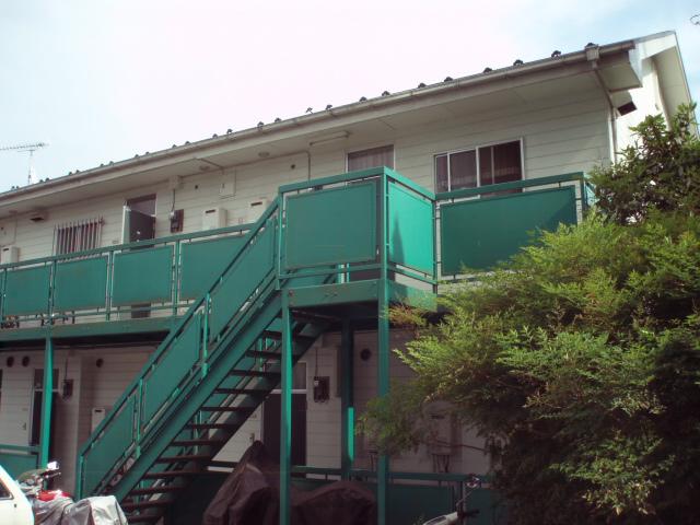 第2ハウスグリーン外観写真
