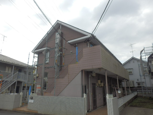 アップルハウス町田8A外観写真