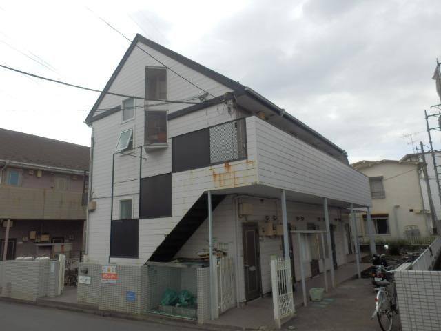 アップルハウス町田8B外観写真