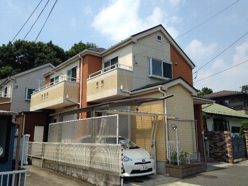 本町田戸建外観写真