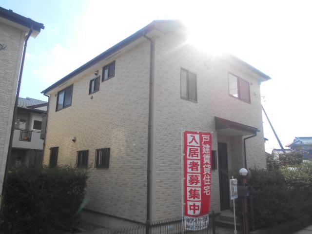 木曽東1大谷賃貸住宅B棟外観写真