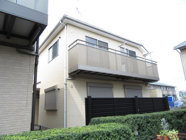 木曽東3石川賃貸住宅 B棟外観写真