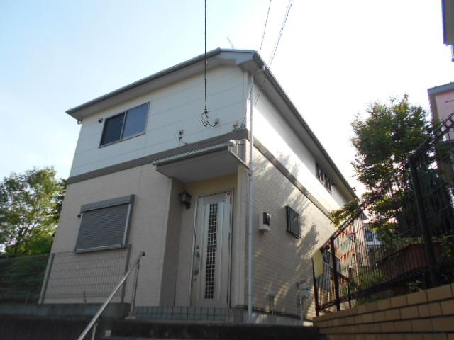 南大谷石川賃貸住宅 B棟外観写真
