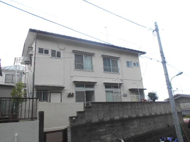 藤井アパート外観写真