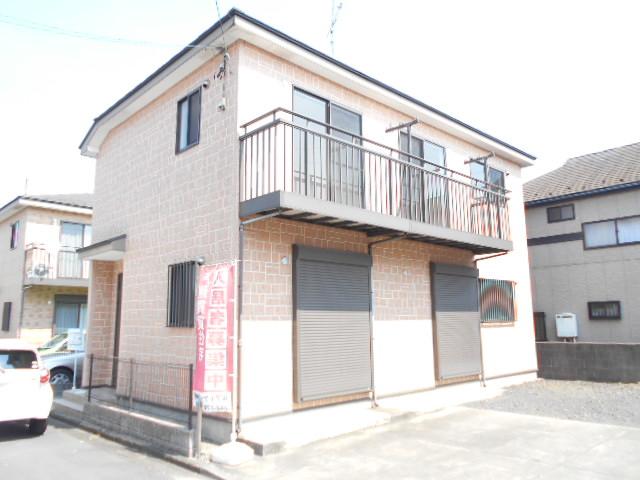 木曽町1032浅沼賃貸住宅Ⅱ外観写真