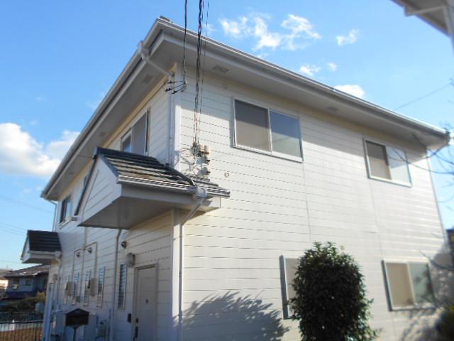 蛭田タウンハウス外観写真