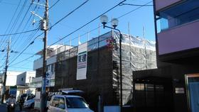 (仮)上鶴間本町8丁目新築アパート外観写真