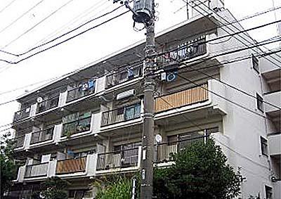 湘南アパートメント外観写真
