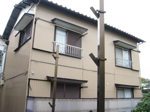 天野アパート外観写真