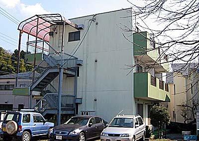 ココンイイジマ外観写真