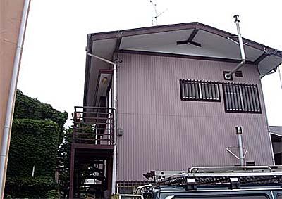 熊野ハイツ外観写真